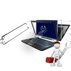 تعمیر لولای لپ تاپ Toshiba