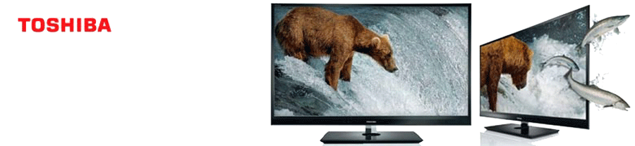 تعمیرات تلویزیون توشیبا
