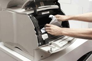 علت گیر کردن کاغذ در دستگاه کپی چیست؟