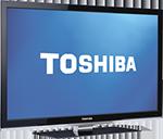 محصولات تلویزیون توشیبا