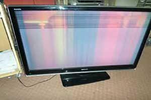 تعمیرات توشیبا تلویزیون تصویر ندارد