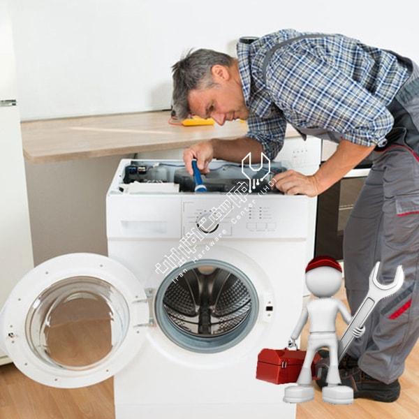 تعمیرات تخصصی لباسشویی توشیبا