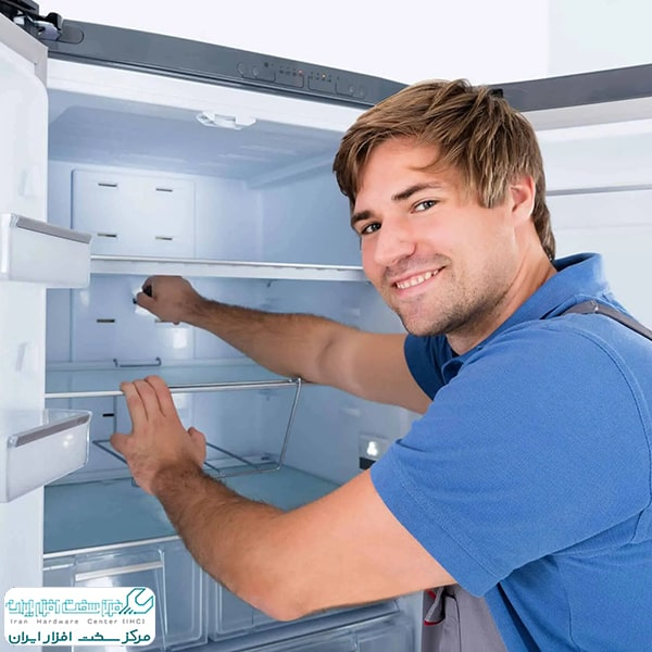 تعمیر یخچال توشیبا در منزل