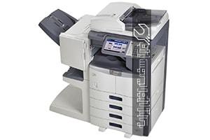 دستگاه فتوکپی توشیبا 455