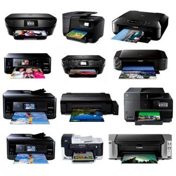 انواع چاپگر