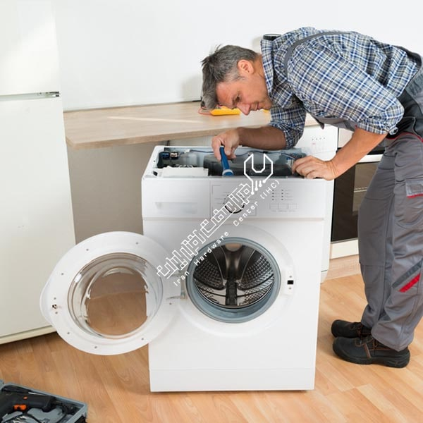 آموزش تعمیر موتور لباسشویی توشیبا