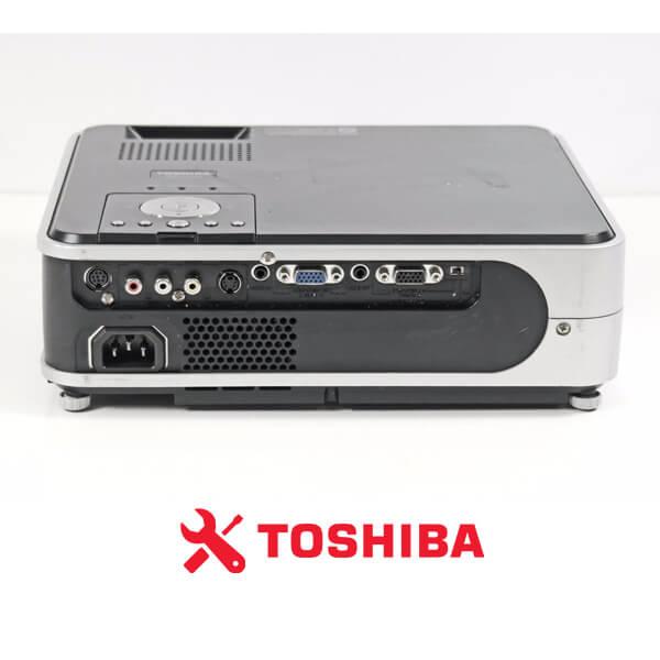تعمیرات پروژکتور توشیبا TLP-X3000