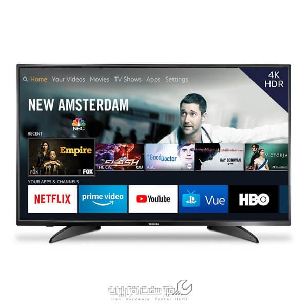 تلویزیون هوشمند توشیبا U586543