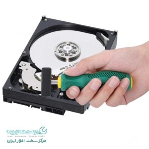 جراحی هارد دیسک