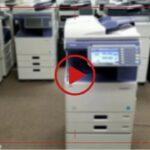 آموزش چاپ مستقیم از یو اس بی دستگاه فتوکپی توشیبا